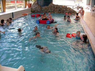DLRG: 16 Uhr Training für Kinder