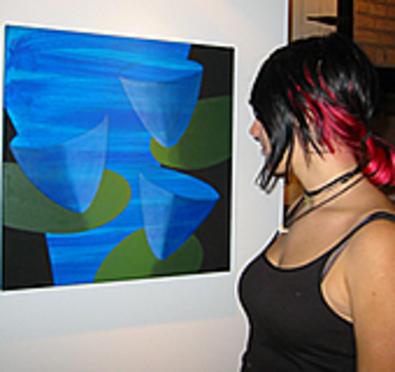 Kunst-Werkstatt mit Sybille Hermann