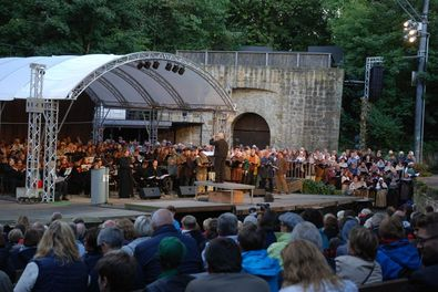 """""""Bruder Martin"""" -- Musical-Oratorium zum Reformationsjubiläum"""