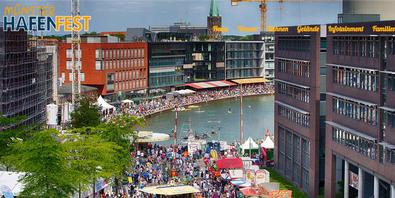 Hafenfest Münster