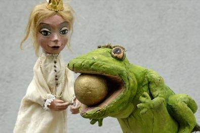 Der Froschkönig - Märchenabend für Erwachsene
