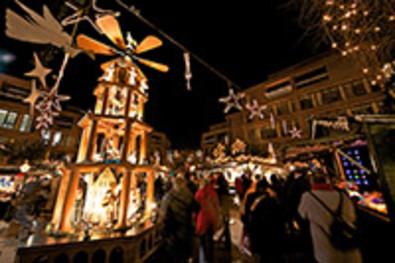 Weihnachtsmarkt - Aegidii
