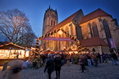 Weihnachtsmarkt - Giebelhüüskesmarkt