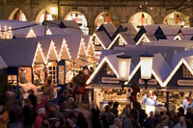 Weihnachtsmarkt - St. Lamberti