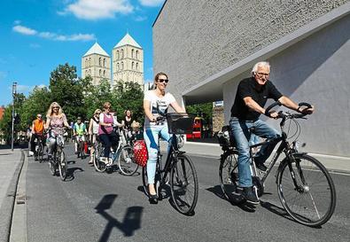Münster Rad Guide - Offene Radtour